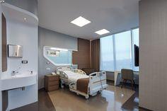 Grubun Ankara'daki ilk hastanesi olması nedeniyle mevcut hastanelerden biraz daha farklı ele alınmış olup, çağdaş bir konseptin her mekana yayılarak bir bütün olarak kullanıcılarını kavrayan bir tasarım endişesiyle her köşesinde detaylı bir çalışma ile sonlandırılmış bir konsept çalışmasıdır.