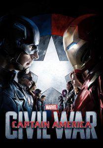 Captain America Civil War 2016 filme de aventuri