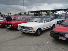 Taunus GXL Coupe