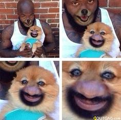 When face swap goes horribly right.