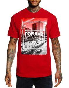 LA Views City / Red