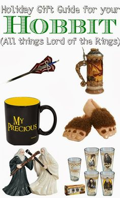Gift Guide for your Hobbit » for me please