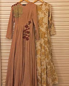 I need a foil print anarkali Abaya Fashion, India Fashion, Ethnic Fashion, Colorful Fashion, Latest Fashion, Pakistani Dresses, Indian Dresses, Indian Outfits, Indian Attire