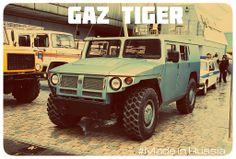 #GAZTiger #GAZ