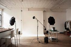 need my own studio