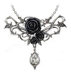 Bacchanal Rose Necklace – Alchemy of England