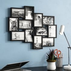 Nemeth Family Rules Dimensional Collage Picture Frame