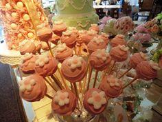 Cake Pops Festa Ovelinhas