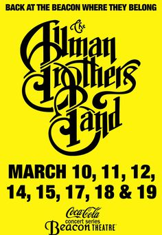 Allman Brothers Band-Beacon Theater
