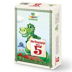Schnapp dir 5 Container, Group Games, Game Cards, Learning Games, Balloons, Studying