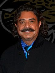 Jaguars owner Shahid Khan