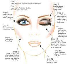 Una guía para hacer un maquillaje perfecto y envidiable! ❤