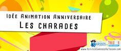 Animation anniversaire enfant