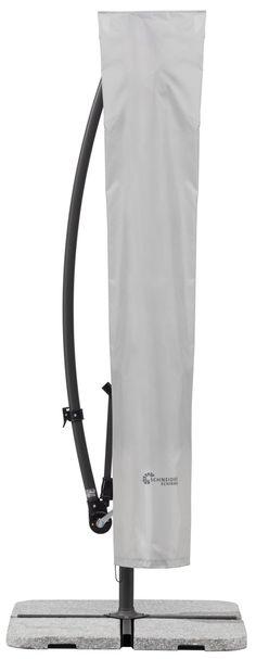 solero sonnenschirme ma anfertigung ampelschirm 225 x 350 cm mit wandhalterung ampelschirme. Black Bedroom Furniture Sets. Home Design Ideas