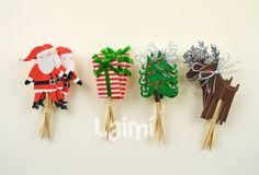 24 pcs de natal papai noel de árvores de coco do Cupcake , crepúsculo faísca pôneis casamento favores do partido em Decoração de natal de Casa & jardim no AliExpress.com | Alibaba Group
