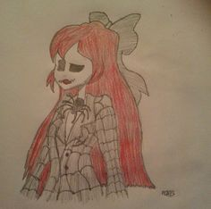The daughter of Jack Skelliton and Sally