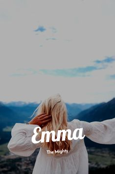 Emma - The mighty The Perfect Girl, My Love, Spanish Baby Names, All Names, Unique Names, Letter E, Names With Meaning, Character Names, Divine Feminine