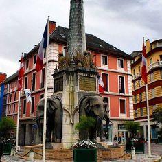 Les Éléphants de Chambéry