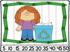 Number Puzzles (Skip Counting: By & Backwards) 60 Puzzles Fun Math, Math Games, Nike Air Max 2012, Number Puzzles, Skip Counting, Counting Activities, Basic Math, Kindergarten Writing, 1st Grade Math