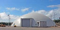Vogtle Nuclear Plant Unveils Its New FLEX Dome | POWER Magazine