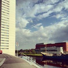 Stoker & Brander - Groningen, The Netherlands  [ Euroborg ]
