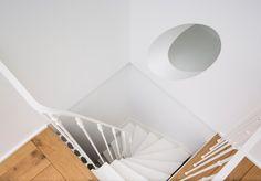 Van een 19e-eeuwse fotostudio naar een lichtrijk appartement!