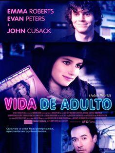 Um filme de Scott Coffey com John Cusack, Emma Roberts, Evan Peters, Shannon Woodward. Logo após terminar seus estudos na faculdade, Amy (Emma Roberts) tem certeza que conseguirá investir em uma carreira de escritora, tornando-se uma gra...