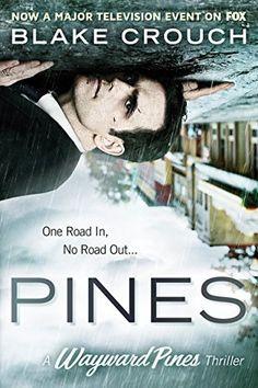 Pines (The Wayward Pines Trilogy, Book 1) by Blake Crouch, http://www.amazon.com/dp/B007FG9LIE/ref=cm_sw_r_pi_dp_s6qrvb18F22FW