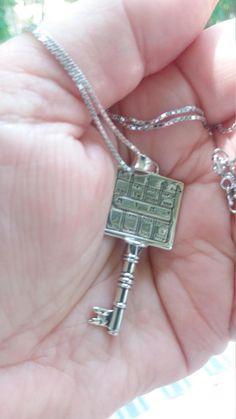 Sterling silver necklace Solomon Kabbalah Genuine King Solomon