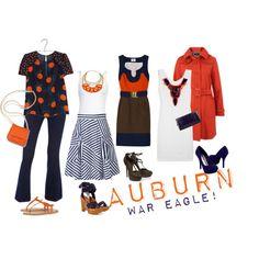 Auburn. War Eagle!