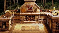 ultimate outdoor kitchen outdoor-space can-i-get-a-pin-around-here