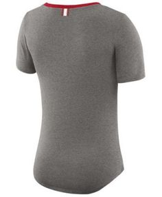 Nike Women's Tampa Bay Buccaneers Strike Slub T-Shirt - Gray XL