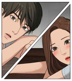 From True Beauty ( Webtoon ) Anime Love Couple, Cute Anime Couples, Chibi Couple, Real Beauty, True Beauty, 5 Anime, Anime Art, Suho, The Secret