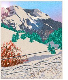 ski special - Leonie Bos