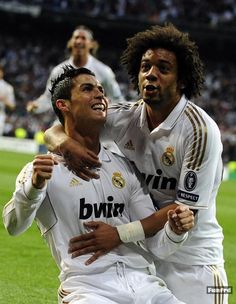 Reasons why Cristiano Ronaldo and Marcelo Vieira must be couple 你俩不在一起没天理 - http://funfrd.com/why-cristiano-ronaldo-and-marcelo-vieira-must-be-couple/