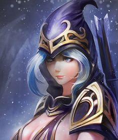 ashe - League of Pictures