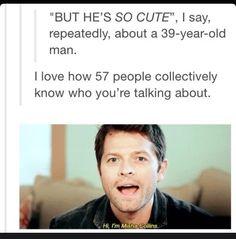 He's actually 42.