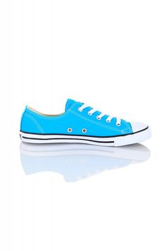 Blue converse. Something blue :)