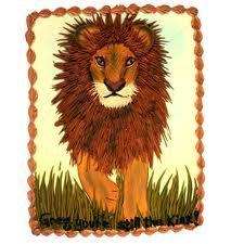 Lion House Bakery Cake Ideas And Designs Africa Cake, Lion Africa, Lion Cakes, 4th Birthday Cakes, Bakery Cakes, Cake Flavors, Yummy Cakes, Cake Decorating, Custom Design