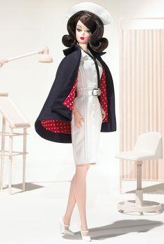 Barbie Silkstone Nurse - Raridade - R$ 1.199,90 no MercadoLivre