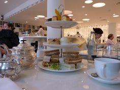 London's Best Budget Afternoon Tea Spots: Bond & Brook