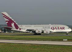 A380 qatar