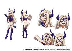 Lady - Boku no Hero Academia Character Sheet, Character Drawing, Character Concept, Boku No Hero Academia, Mount Lady, Deku Cosplay, Good Cartoons, Hero Costumes, Estilo Anime