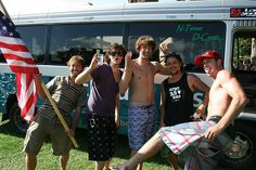 Beachbum Bus on Waiheke Island - just a 30 minute ferry from Auckland.