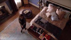 Blair's Room from Gossip Girl Gossip Girl Bedroom, Gossip Girl Decor, Gossip Girls, Big Girl Bedrooms, Girls Bedroom, Blair Waldorf Room, Bedroom Inspo, Bedroom Decor, Bedroom Ideas