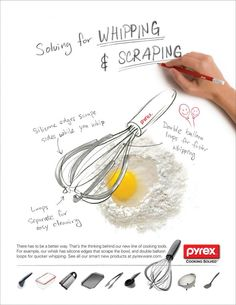 World Kitchen / Pyrex: Whisk | Ads of the World™