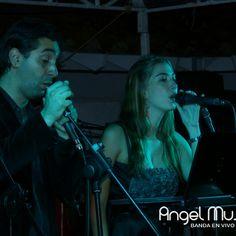 Acustico con AngelMusical.