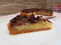 Boston cream pie Boston Cream Pie, Sweet Tooth, Desserts, Food, Sweet Desserts, Homemade, Pies, Tailgate Desserts, Deserts
