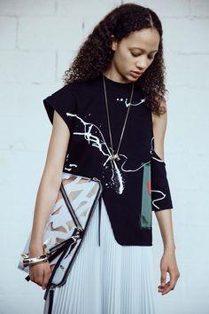 Proenza Schouler AW17 womenswear nyfw new york dazed