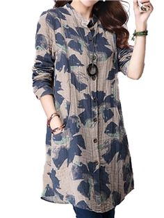 Ericdress Print Mid-Length T-shirt